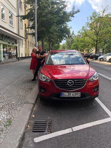 Fahrschule am Adenauerplatz - Mazda CX5